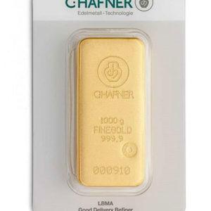 Sztabka złota 1kg