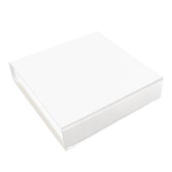 Eleganckie, białe pudełeczko na sztabkę. Wysyłka 24H -dostępne od ręki